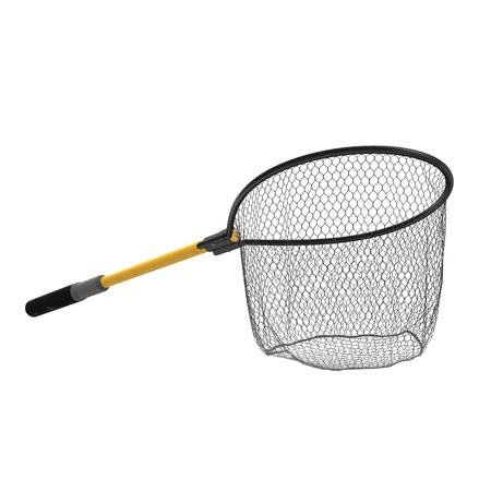 fishing net: Fishing Net on White Background 3D Illustration Stock Photo