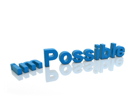 Make impossible become possible