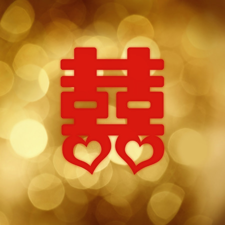 Chinese wedding background