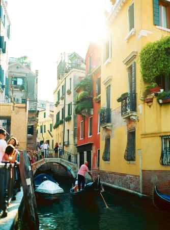 venice: Summer day in Venice