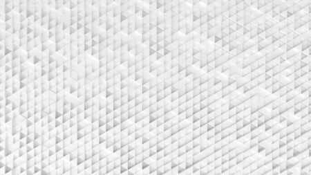 Background made of paper triangles. background. Illustration 3d visualization