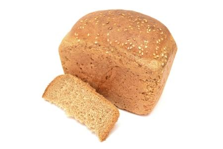 advertizing: Bread. Stock Photo
