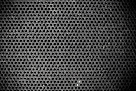 black steel metal texture  photo