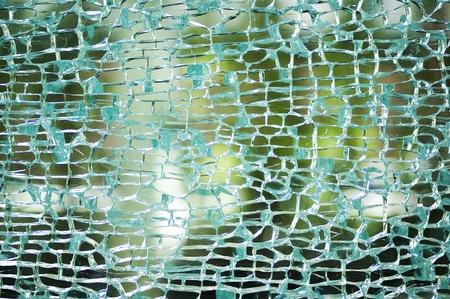 antique car: Car mirror broken