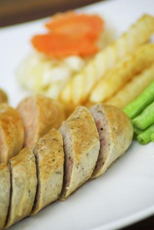 Sausage Stock Photo - 15374809