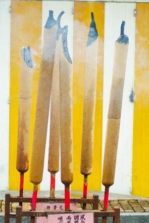 Big incense Stock Photo - 15411351