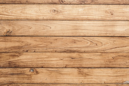 wood floor: Big Brown wood plank wall texture background Stock Photo