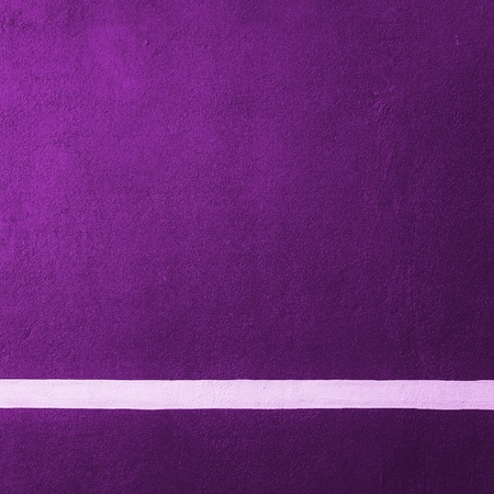 tennis stadium: Paddle purple badminton court texture with white line