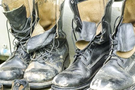 combat boots: Combat Shoes