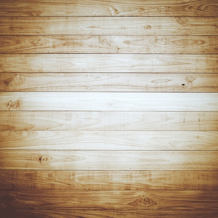 Vintage Brown wood plank wall texture background photo