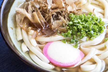 Udon Japanese Noodles photo