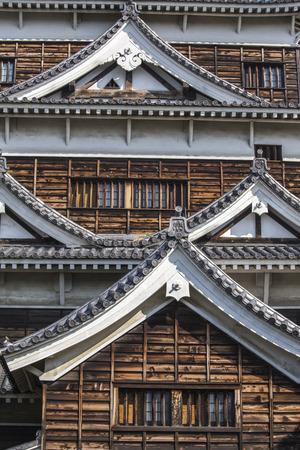 hiroshima: Hiroshima Castle  Japan Editorial
