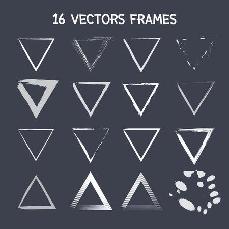 triangle frame 16 triangle frame