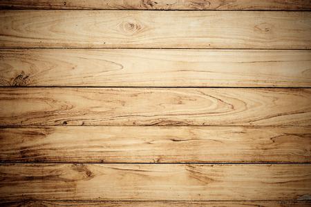 큰 갈색 나무 판자 벽의 질감 및 배경