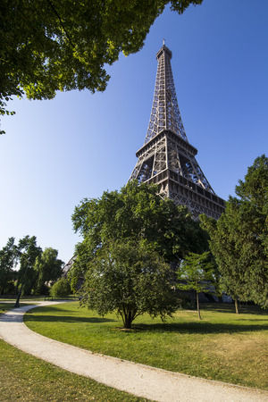 Eiffle Tower. Paris. France photo