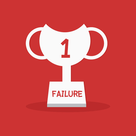 looser: Failure leader trophy
