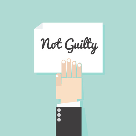 fairly: Not guilty law fairly conceptuals