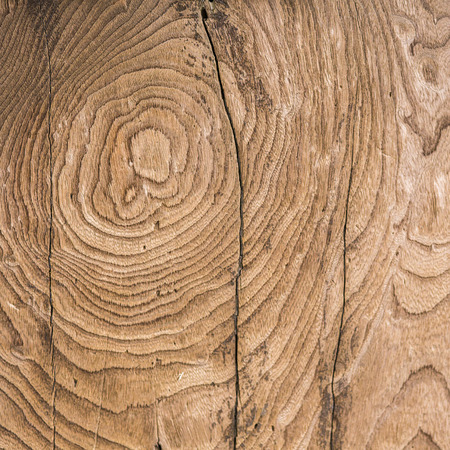 wooden surface: Brown wood texture and background. Stock Photo