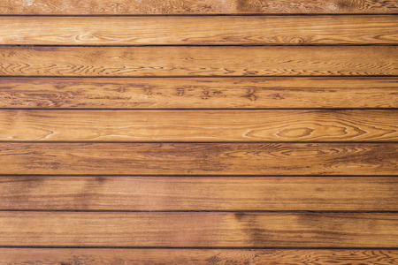 wooden boards: Brown wood plank wall texture background