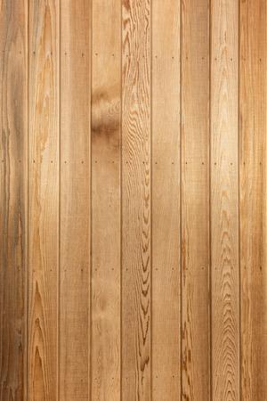 Big Brown houten plank muur textuur achtergrond Stockfoto