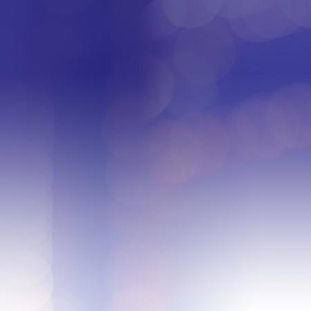 back lighting: Abstract light blur blue bokeh background