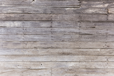 Old Brown wood plank wall texture background Standard-Bild