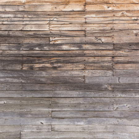 wood wall texture: Old Brown wood plank wall texture background Stock Photo