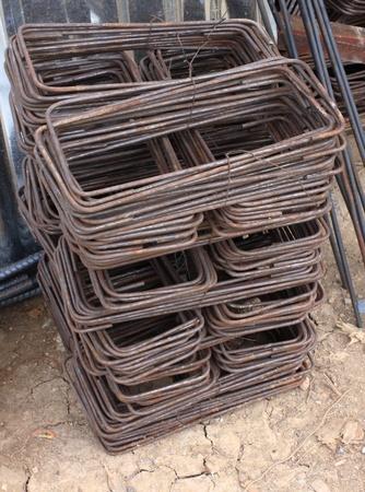 many binder steel for beam photo