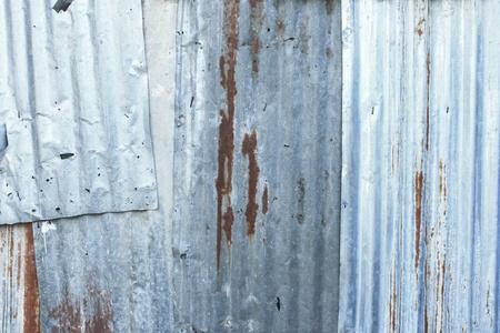 galvanized: the pattern of galvanized iron