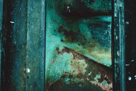 Grunge texture green Standard-Bild
