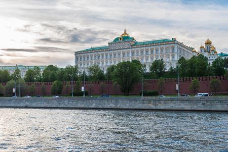 Moscow, Kremlin embankment