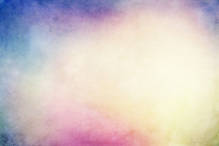 Abstract painting purple gradient and light on background