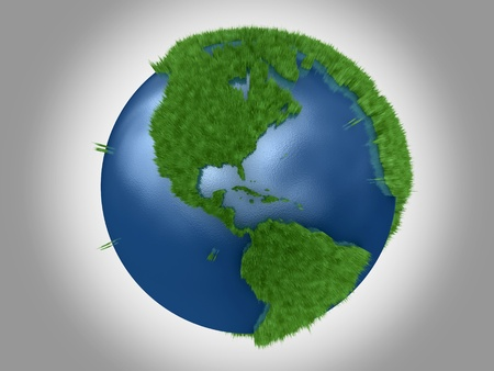 Green Planet - North Central and South America  photo