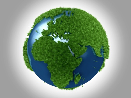 Green Planet - Africa Europe and the Middle East
