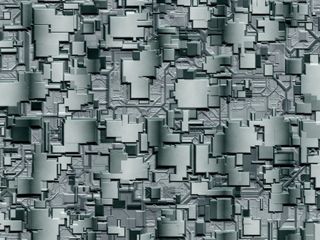 Abstract mesh texture for technology, industrial or website themes photo