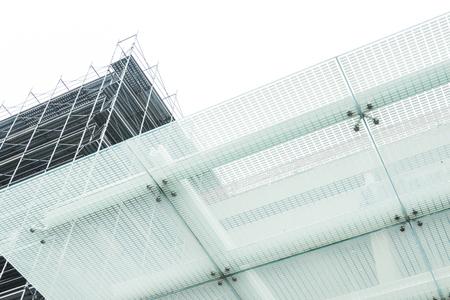 Abstract modern building background. Reklamní fotografie