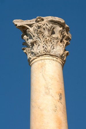 Column on a background of the sky Stock Photo - 1396872