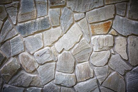 Decorative masonry. Stone wall brick texture background