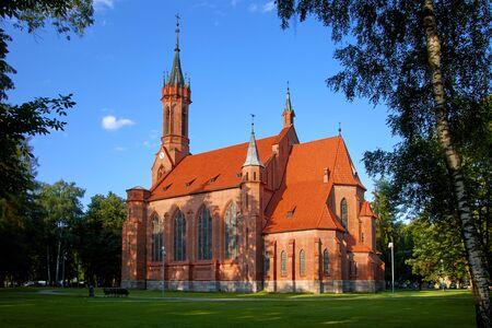 Catholic church of the Blessed Virgin Mary Shkaplernaya