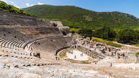 Coliseum at Ephesus, Turkey