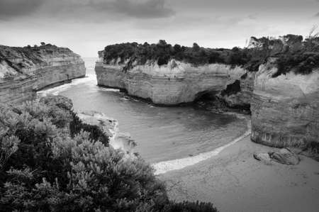 ard: Loch Ard Gorge, Great Ocean Road Stock Photo
