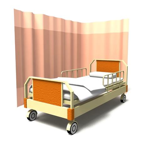 hospitalisation: Lits m�dicalis�s,