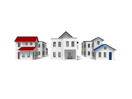 residential area: Residential area,