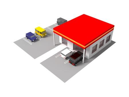 convenience store: Convenience store