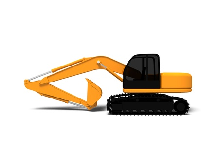 Construction vehicle Stock Photo - 11810943