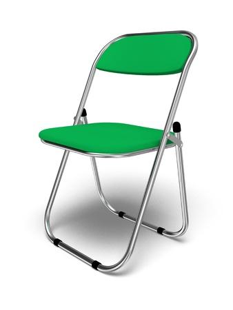 folding chair: Folding chair