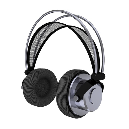 Headphone Stock Photo - 14188429