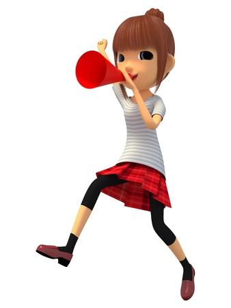 shiniyon: Cheer
