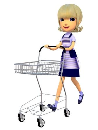 Shopping Stock Photo - 16608052
