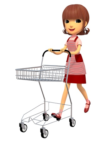 Shopping Stock Photo - 16608050